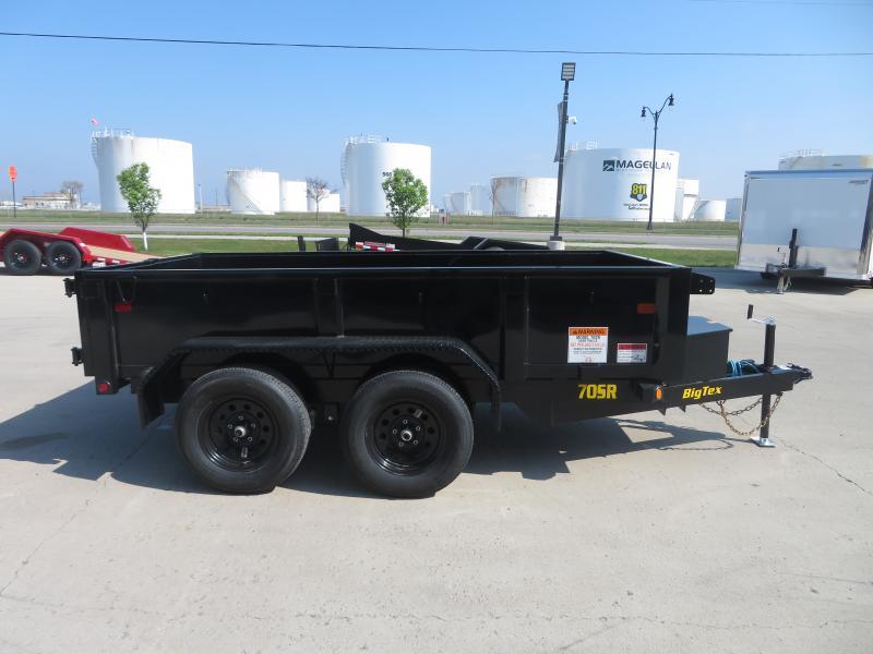 2021 Big Tex 60''X10 Dump Trailer SR60107K
