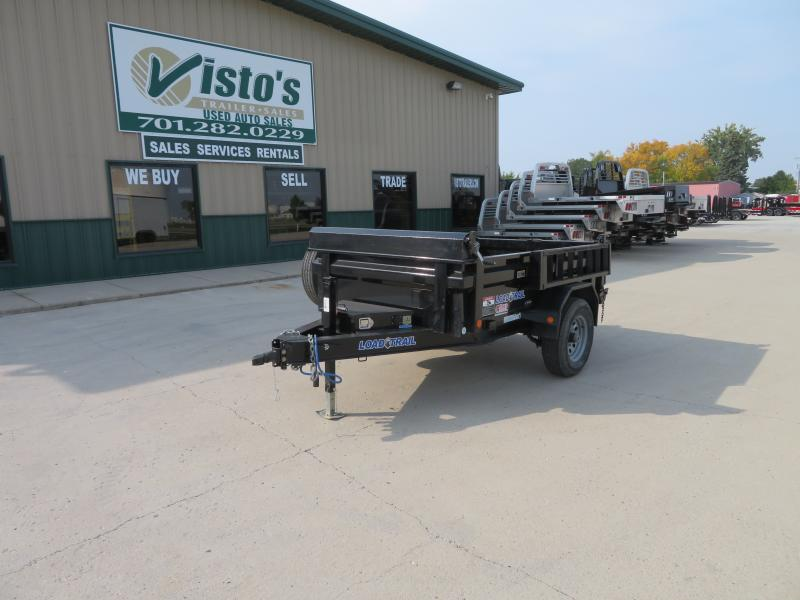 "2020 Load Trail 60""X8' Dump Trailer DS60085K"