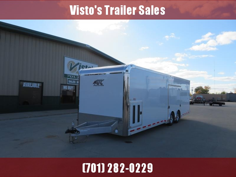 2021 ATC 8.5'X28' Enclosed Trailer QSTAB852812K