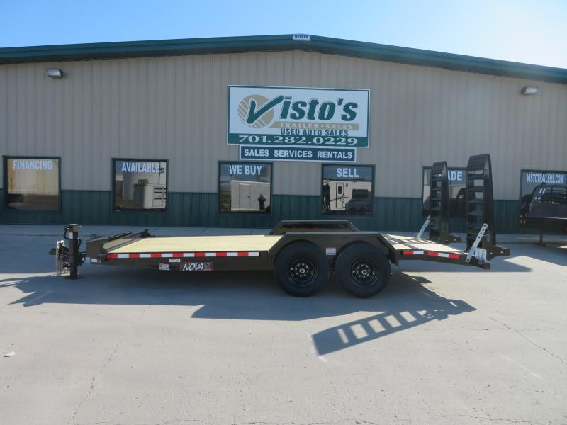 2021 Midsota 82''X18' Equipment Trailer ET821814K