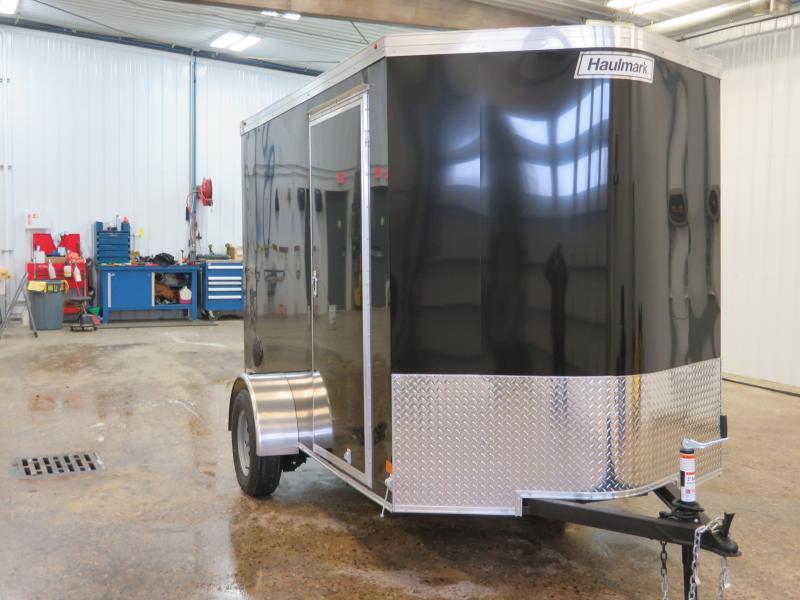 2020 Haulmark 6'X10' Enclosed Trailer TSV610