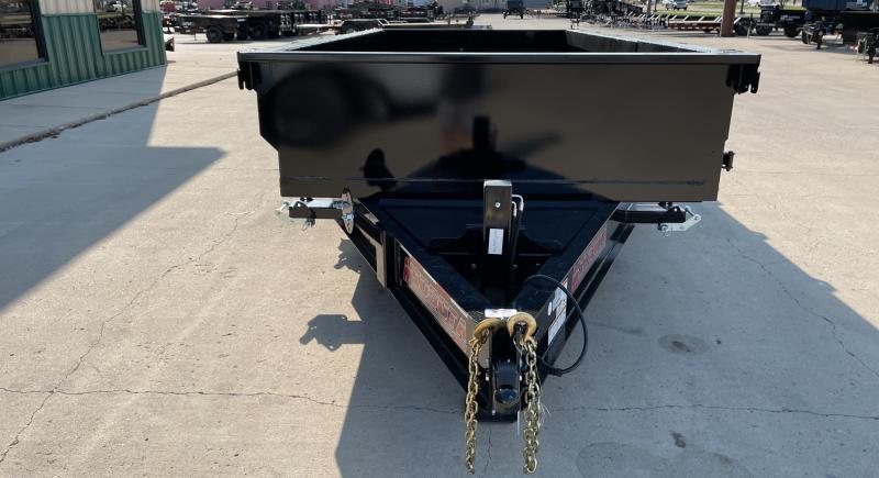 2022 Midsota 82''X16' Dump Trailer HVHD821616K