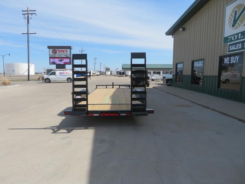 2021 Load Trail 83''X20' Equipment Trailer CH832010K