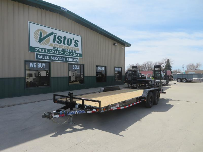 2021 Load Trail 83''X20' Equipment Trailer CH832010K