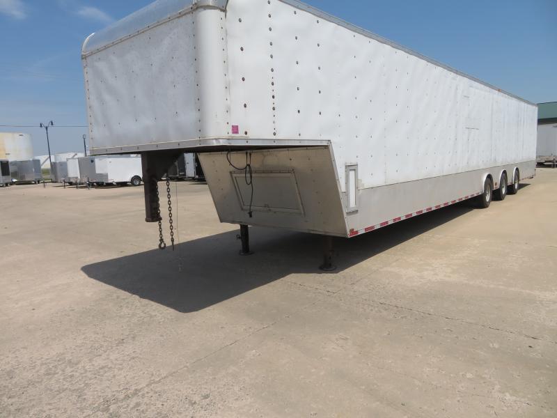 2011 Hurricane Cargo 8.5'x52' Gooseneck Enclosed 8.5'x52' Gooseneck Enclosed