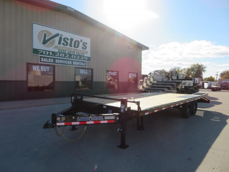 2021 Load Trail 102''X25' Deckover Trailer PS022514K