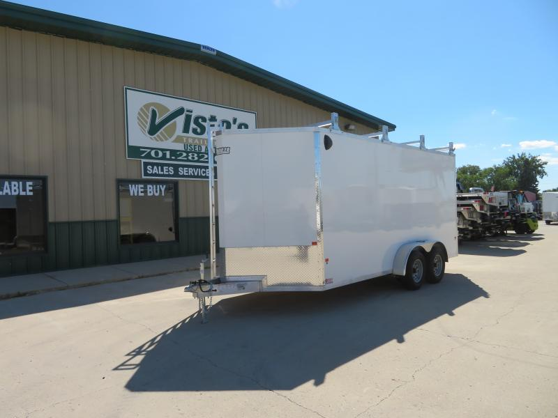 2020 EZ Hauler 7'X16' Enclosed Trailer EZEC71610K
