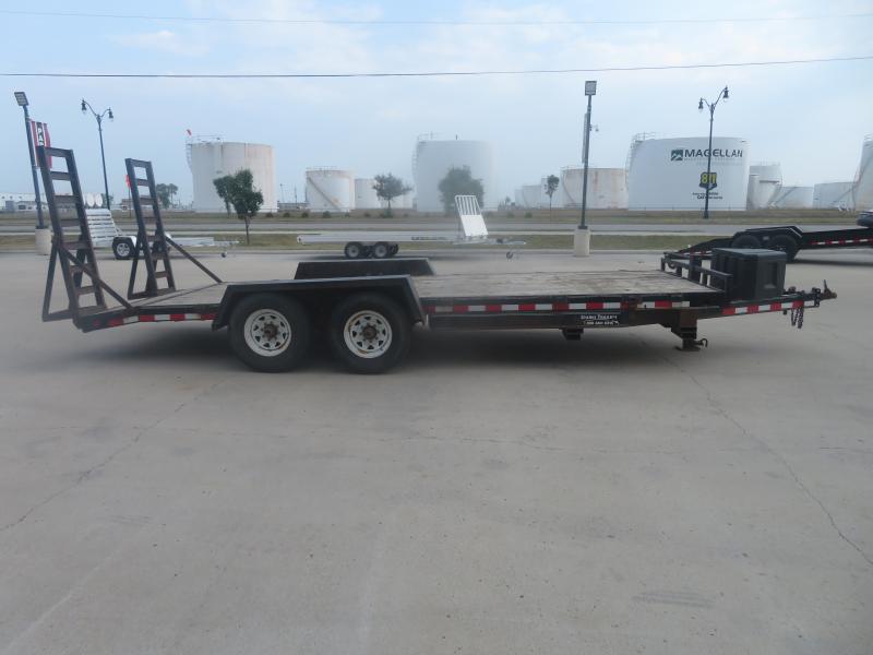 2008 Pj Trailers 83X20 Equipment Trailer 83X20