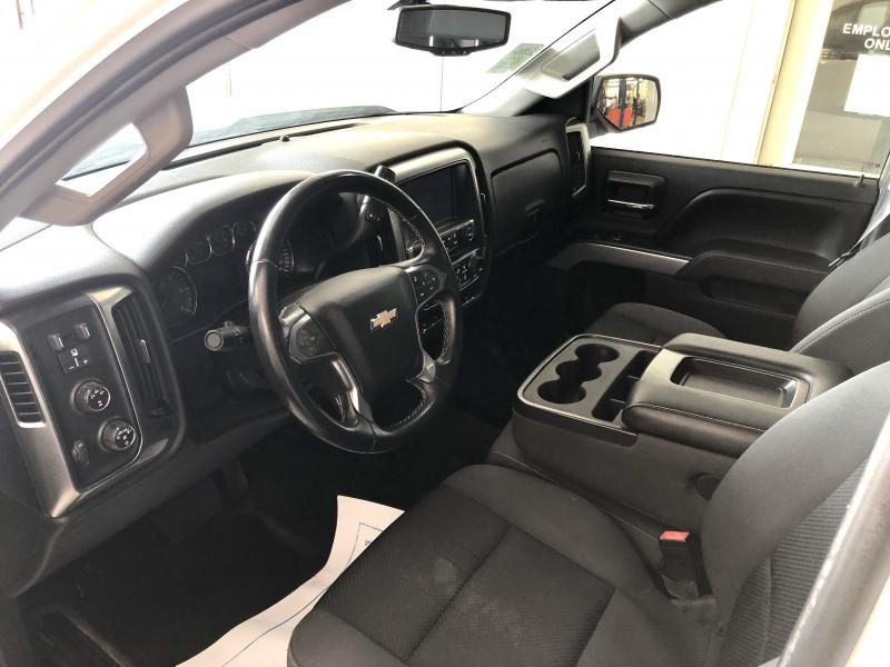2015 Chevrolet 2500HD Double Cab Silverado 2500