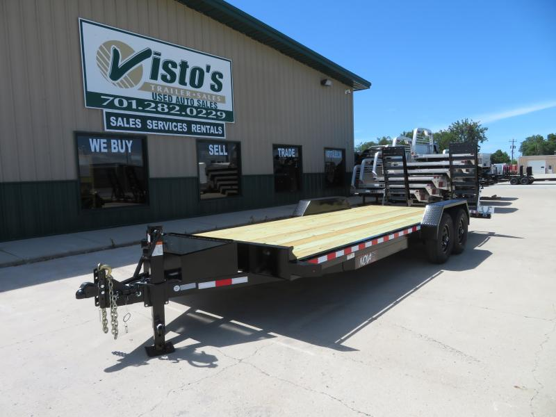 2020 Midsota 82''X22' Equipment Trailer ET822214K