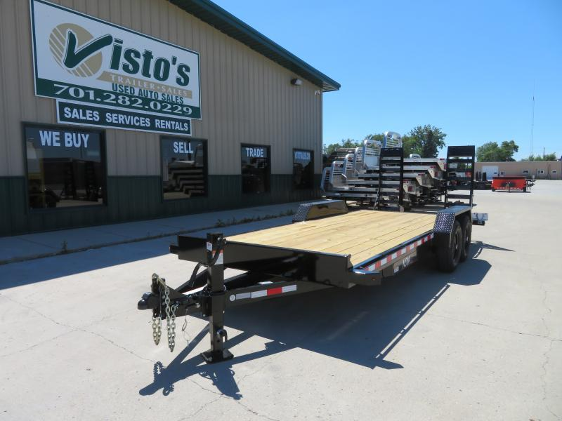 2020 Midsota 82''X20' Equipment Trailer ET822014K