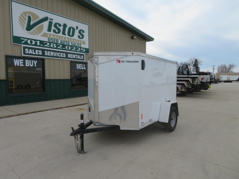 2020 Rc Trailers 5'X8' Enclosed Trailer RWT58