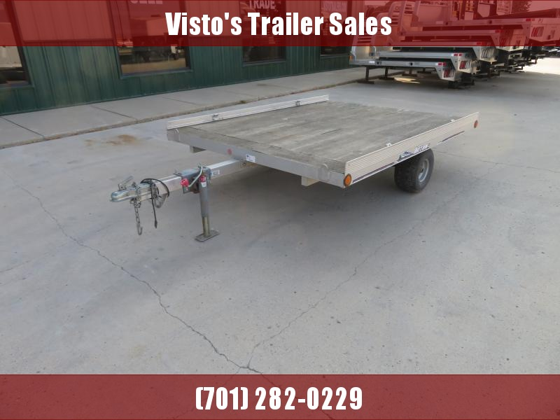 "2006 Triton 6'7""X8' Tilt Snowmobile Trailer 6'7""X8' Tilt Snowmobile Trailer"