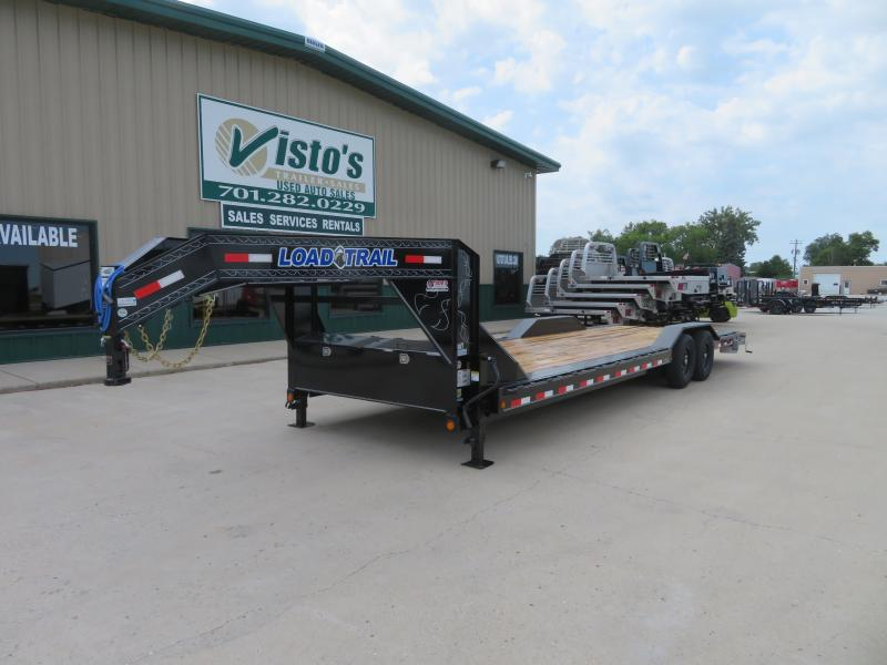 2021 Load Trail 102''X28' Gooseneck Equipment Trailer GB022814K