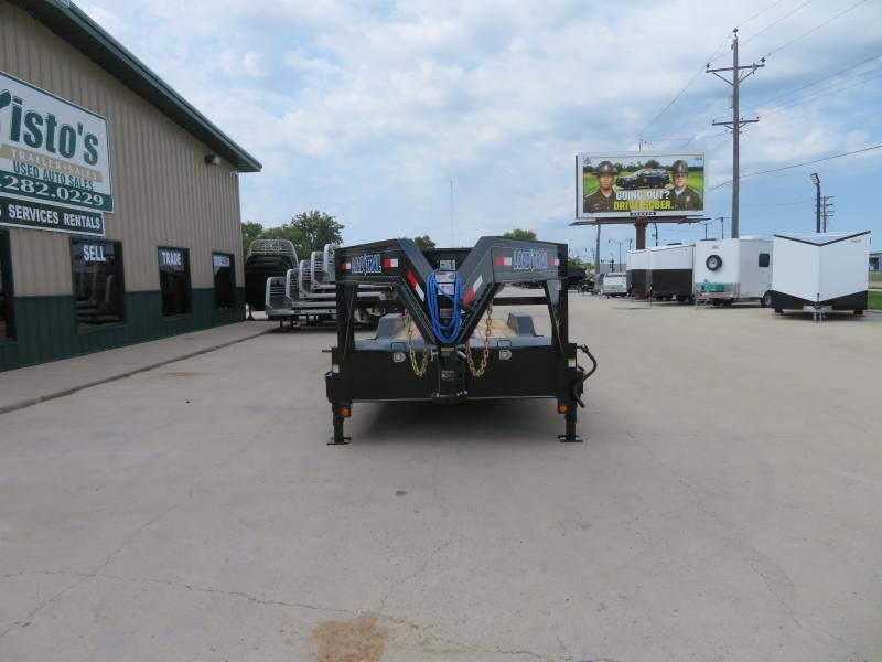 2021 Load Trail 102''X28' Gooseneck Equipment Trailer GB022814K
