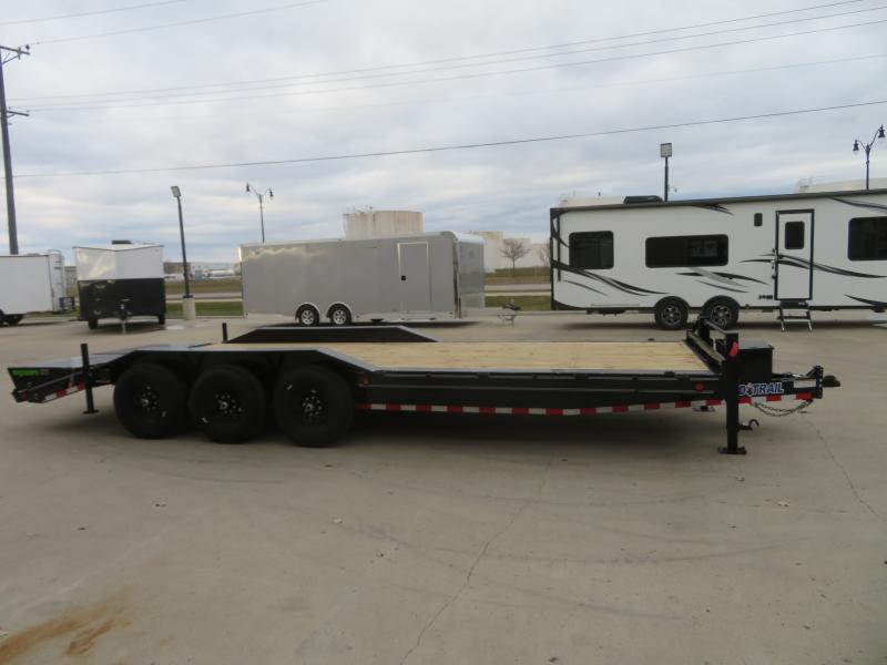 2021 Load Trail 102''X24' Equipment Trailer CH022421K