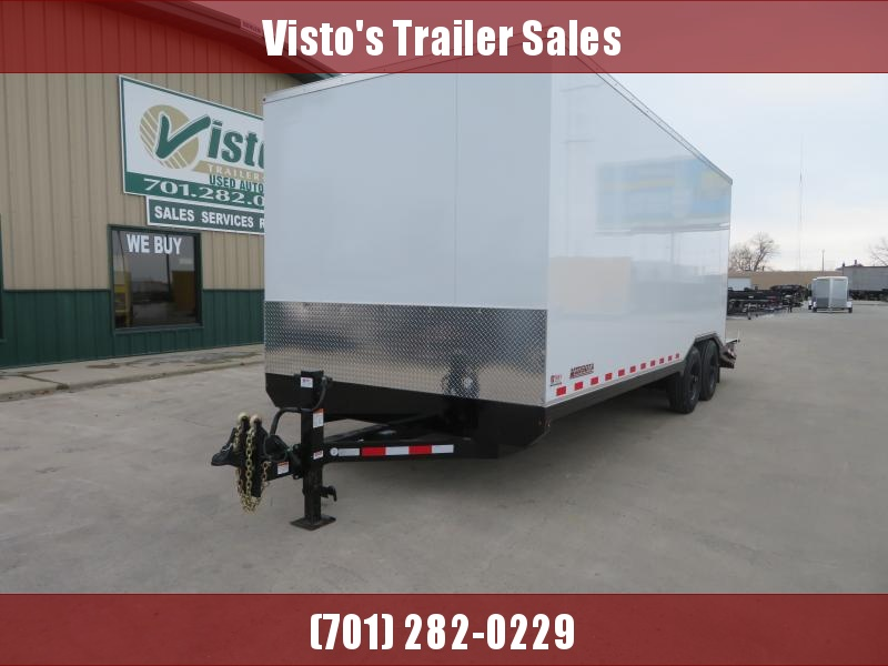 "2020 Midsota 102""X24' Equipment Trailer STWB022420K"