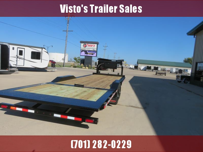 2021 Midsota 102''X26' Gooseneck Equipment Trailer STWB022616K