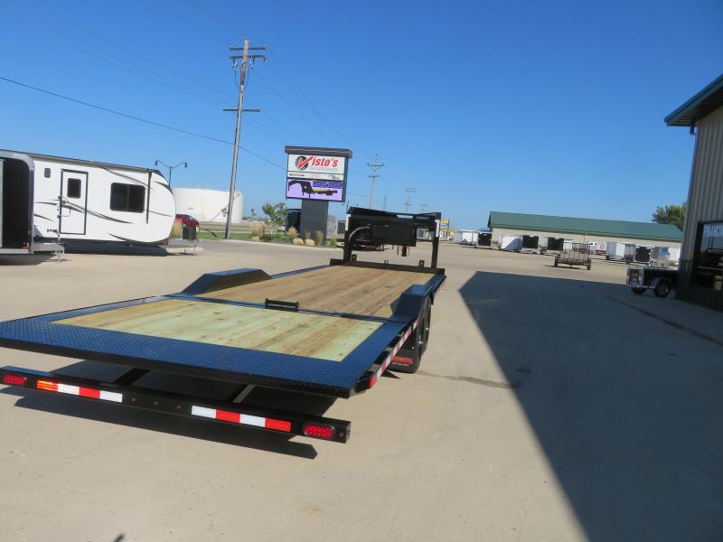 2021 Midsota 102''X26' Gooseneck Equipment Trailer STWB022616K
