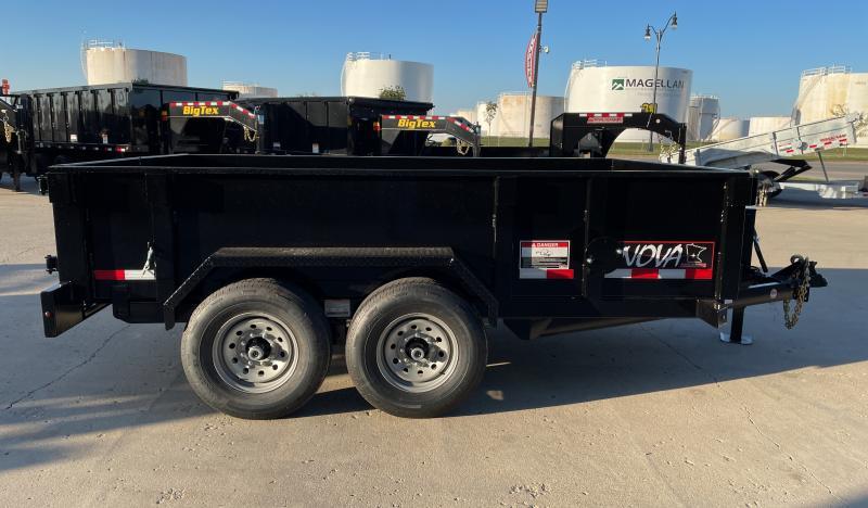 2022 Midsota 82''X12' Dump Trailer DT821214K