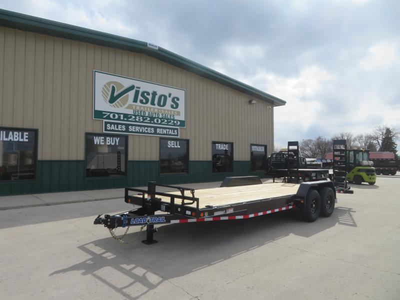 2021 Load Trail 83''X22' Equipment Trailer CH832214K