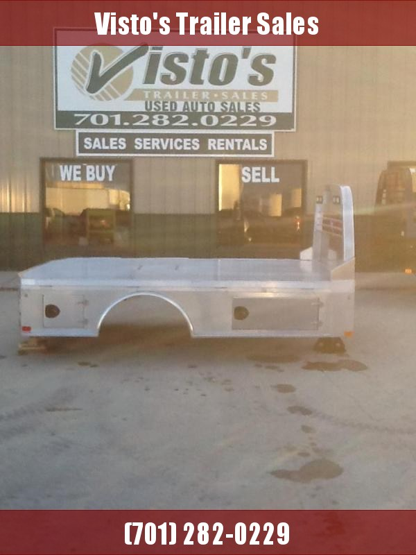"""2021 PJ Truck Beds ALGS 11'4""""x94"""" CTA 84""""/34"""" Aluminum Skirted Truck Bed 2 Boxes per Side"""