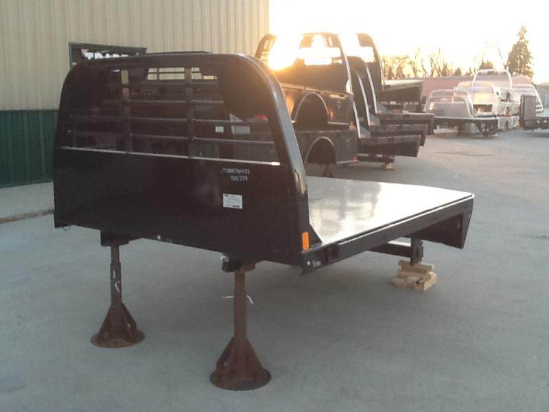 "2021 PJ Truck Beds RD2 8'6""x97"" CTA 56 or 58/42"" Steel Truck Beds"