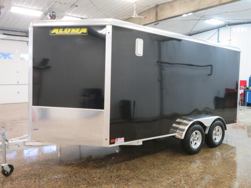2021 Aluma 7'X14' Enclosed Trailer AE7147K