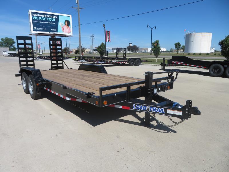 2021 Load Trail 83''X20' Equipment Trailer CH832016K