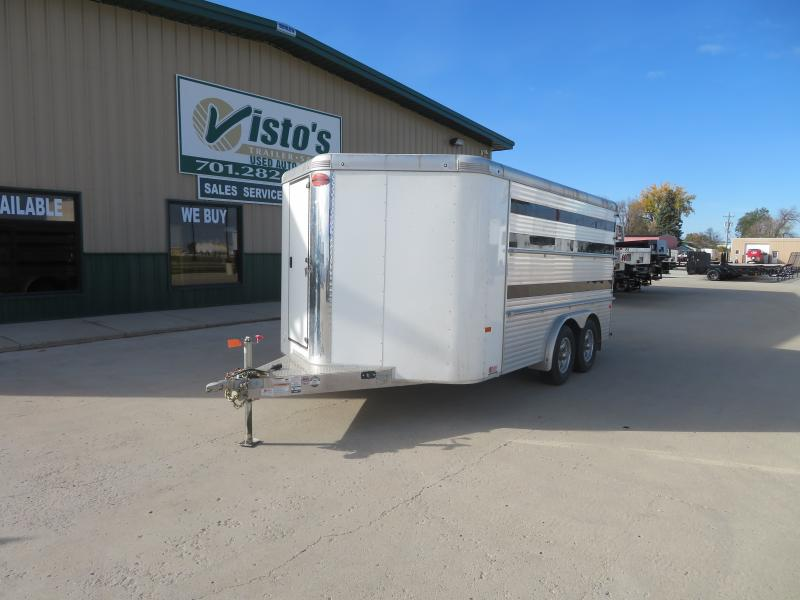 2019 Sundowner 8'X16' Enclosed Trailer SHOWMAN8167K