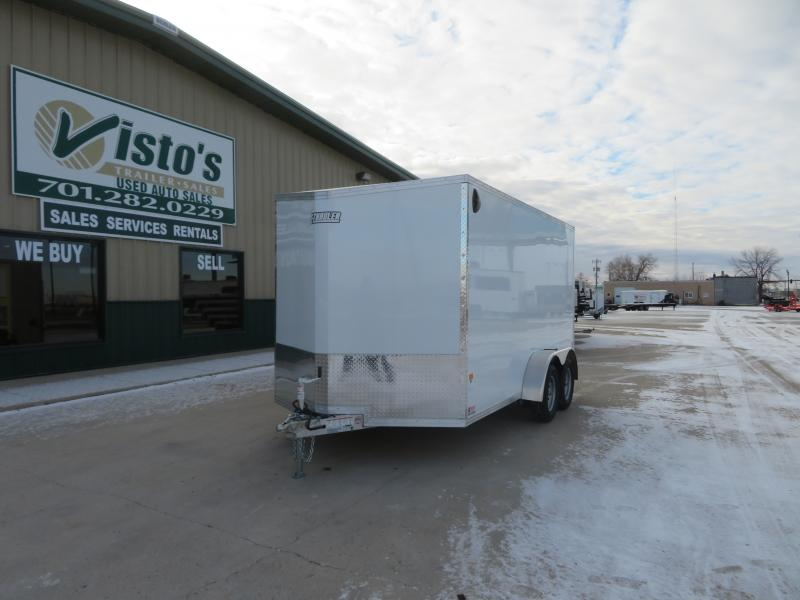 2021 EZ Hauler 7'X14' Enclosed Trailer EZEC7147K