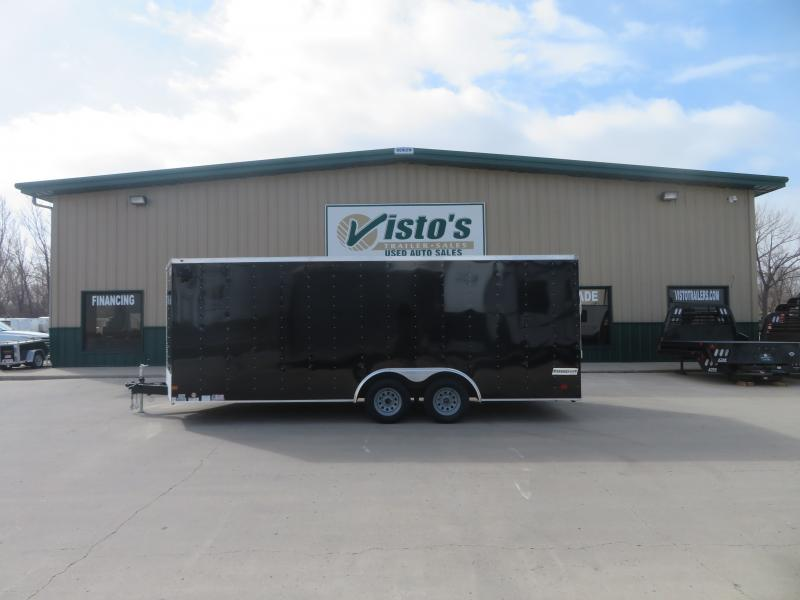 2021 Haulmark 8.5'X20' Enclosed Trailer PP85207K