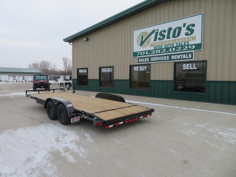 2021 Load Trail 83''X20' Equipment Trailer CH83207K