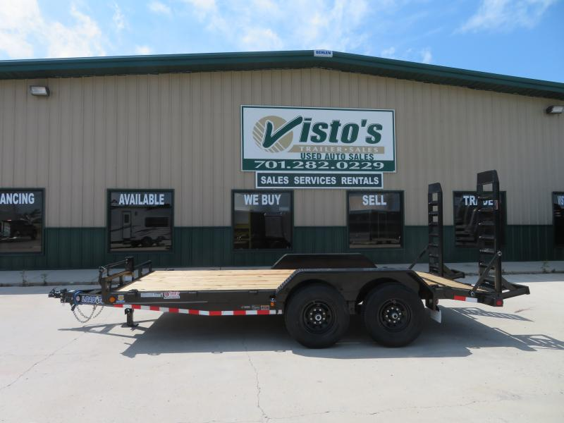2020 Load Trail 83''X16' Equipment Trailer CH831614K
