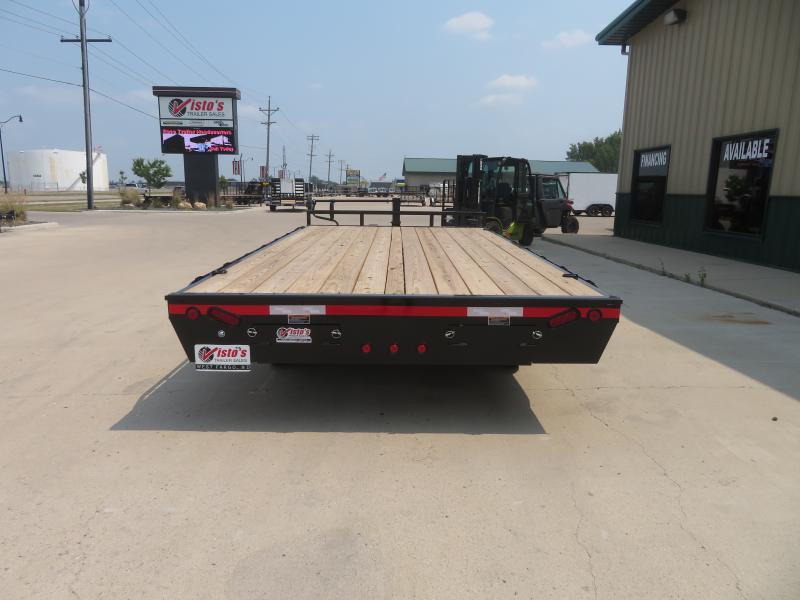 2021 Load Trail 102''X16' Deckover Trailer DK02167K