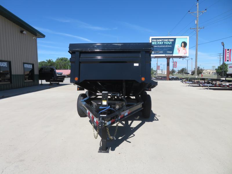 "2021 Load Trail 72""X12' Dump Trailer DT721210K"