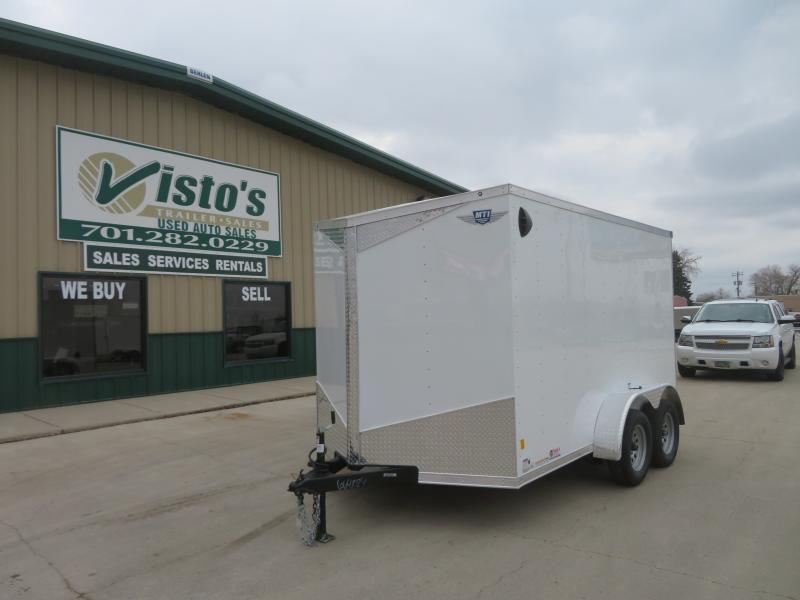 2021 Rc Trailers 7'X12' Enclosed Trailer RDLX7127K