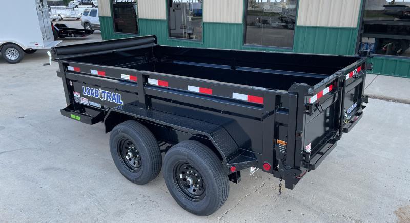 "2021 Load Trail 72""X12' Dump Trailer DT721214K"