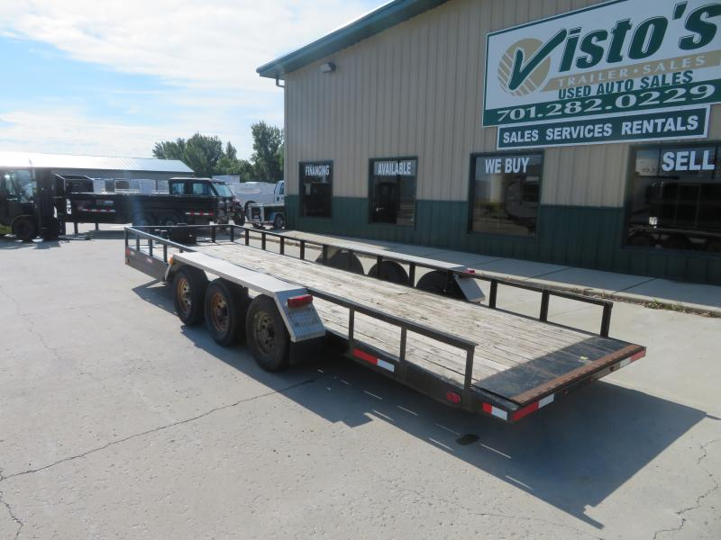 2010 Other 72''x24' Tilt Deck Trailer 72''x24' Tilt Deck Trailer
