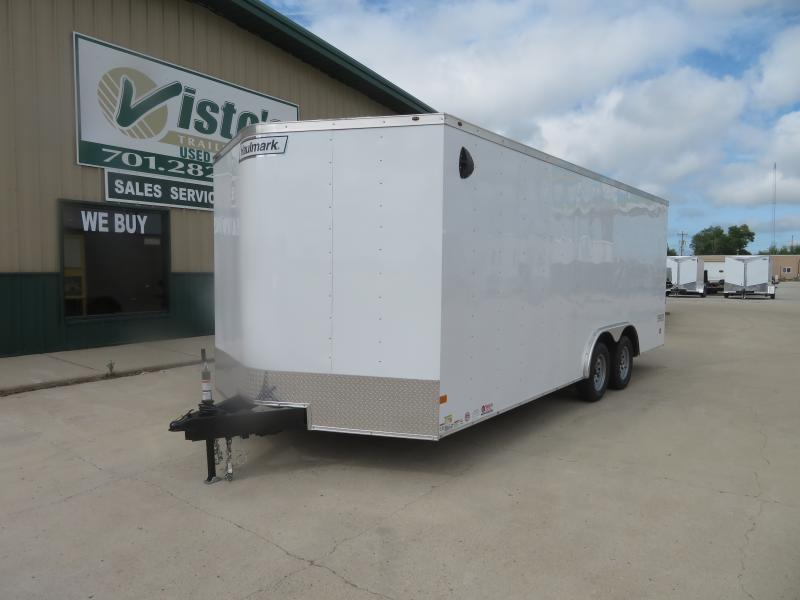 2020 Haulmark 8.5'X20' Enclosed Trailer PP852010K