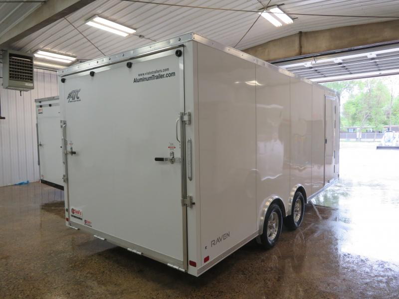 2020 ATC 8.5'X20' Enclosed Trailer RAVAB85207K