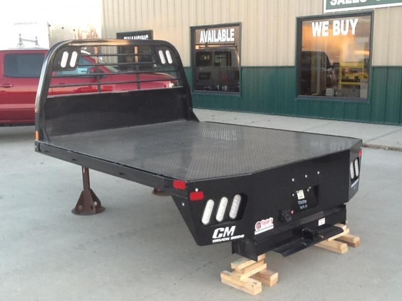 "2021 CM 9'4""x97 CTA 60/34"" Steel Truck Bed"