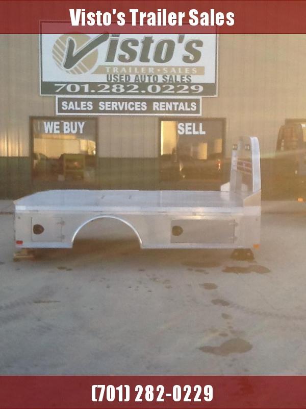 """2020 PJ Truck Beds CM ALSK 11'4""""X94"""" CTA 84""""/34"""" Aluminum Truck Bed Truck Bed"""