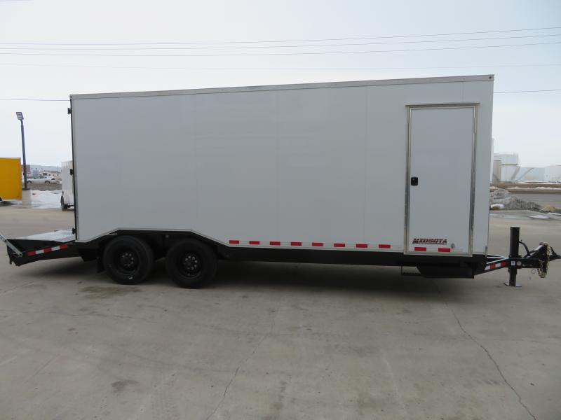 "2020 Midsota 102""X24' Equipment Trailer STWB022420K"