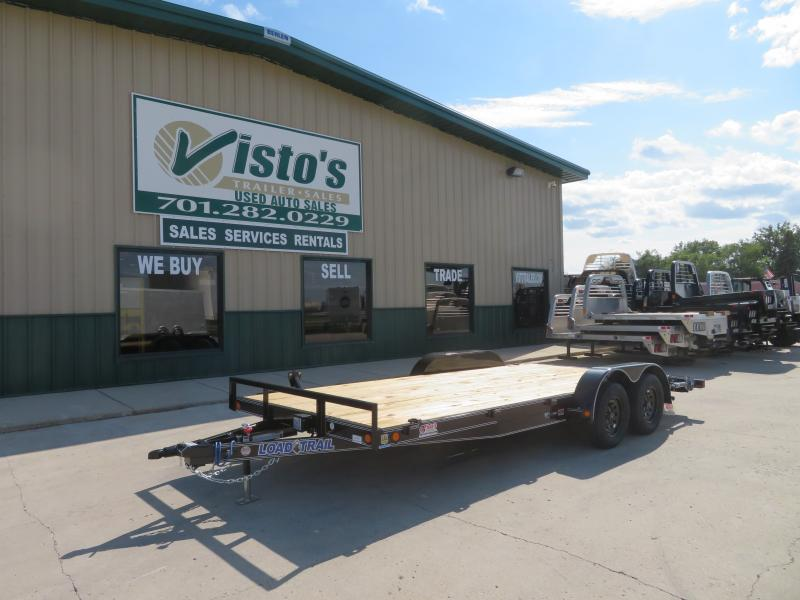 2021 Load Trail 83''X18' Equipment Trailer CH83187K