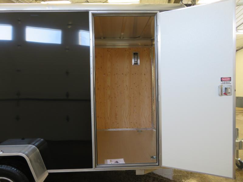 2020 Aluma 6'X12' Enclosed Trailer AE612