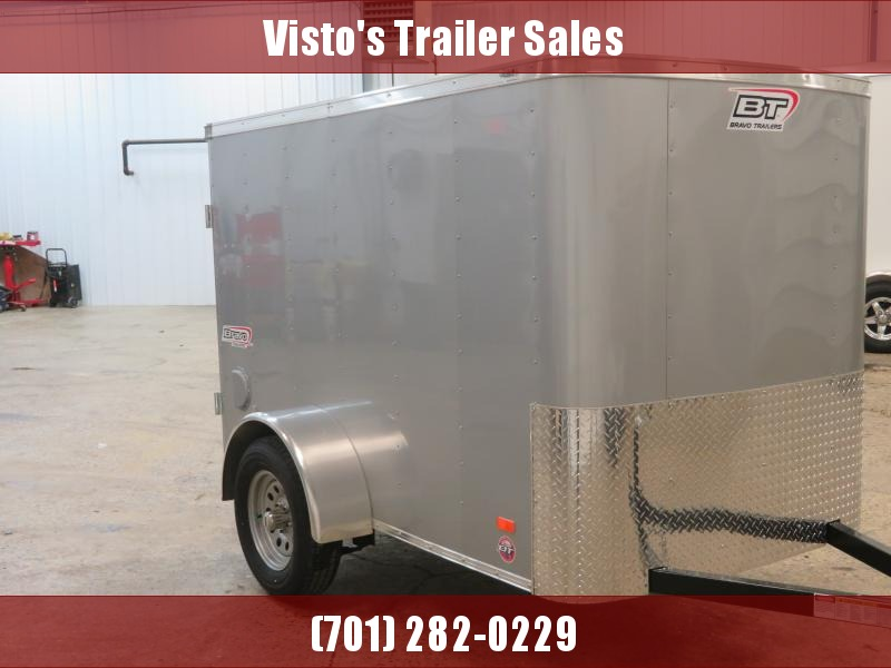 2020 Bravo 5'X8' Enclosed Trailer SC58