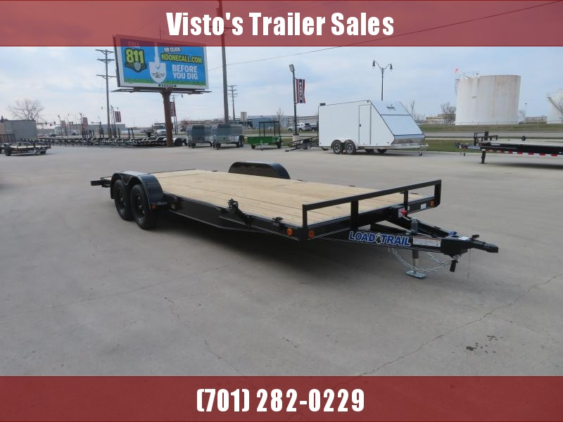 2021 Load Trail 83''X20' Equipment Trailer CH83207K