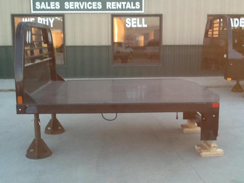 CM RD2 84/84/40/38 Steel Truck Bed