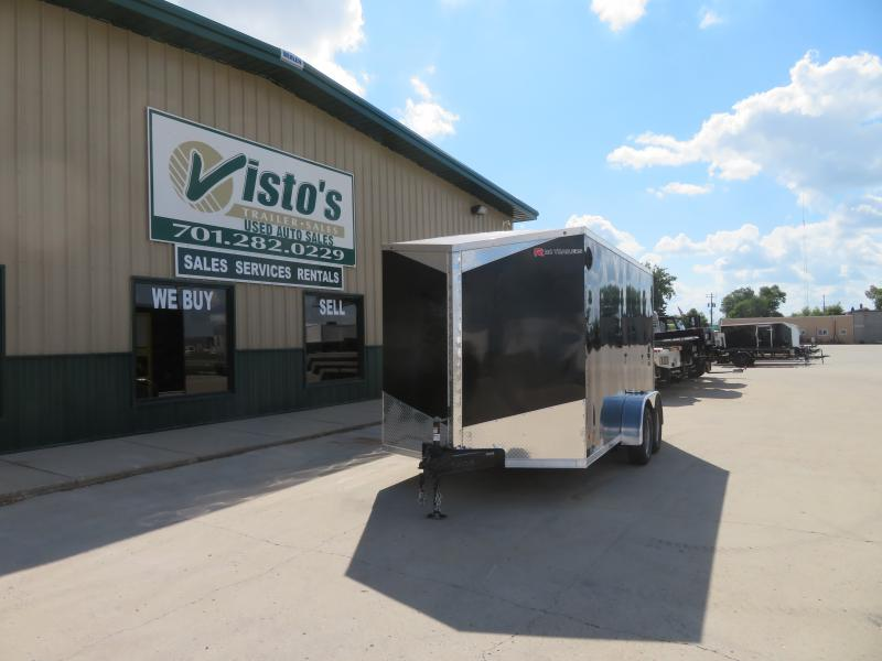 2021 Rc Trailers 7'X14' Enclosed Trailer RDLX7147K